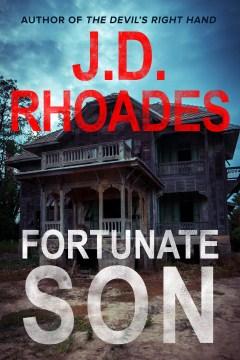Fortunate son J.D. Rhoades.