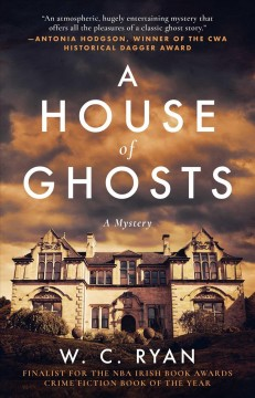 A house of ghosts : a gripping murder mystery set in a haunted house
