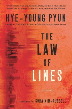 The law of lines : a novel