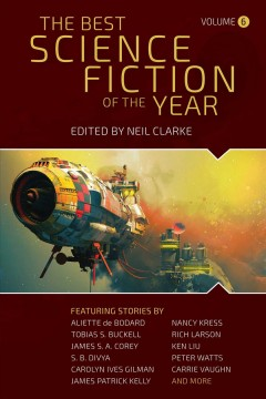 The Best Science Fiction of the Year