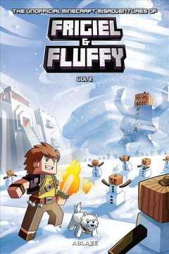 The Minecraft-inspired Misadventures of Frigiel and Fluffy 2