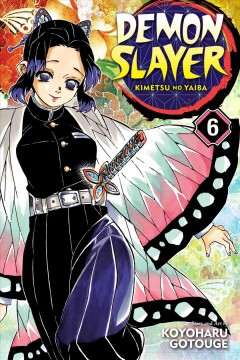 Demon Slayer 6 : Kimetsu No Yaiba