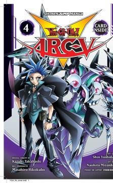 Yu-gi-oh! Arc-v 4