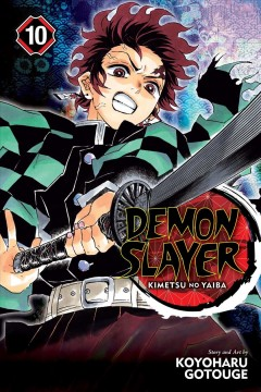 Demon slayer. 10, Human and demon / story and art by Koyoharu Gotouge ; translation, John Werry ; English adaptation, Stan! ; touch-up art & lettering, John Hunt.