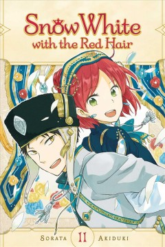 Snow White with the red hair. 11