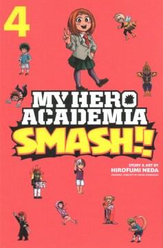 My hero academia smash!! Volume 4