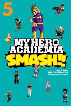 My Hero Academia Smash!! 5