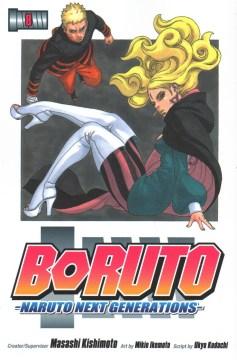 Boruto 8 : Naruto Next Generations
