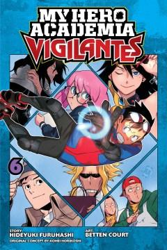 My Hero Academia - Vigilantes 6