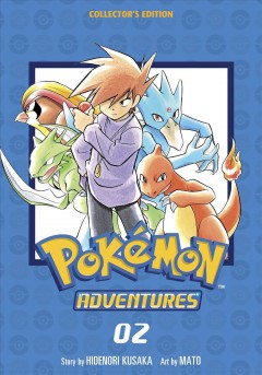 Pokemon Adventures Collector's Edition 2
