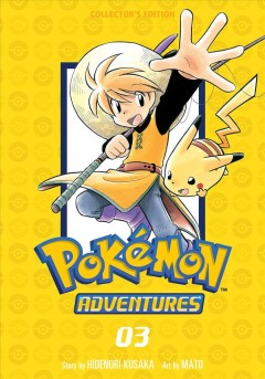 Pokemon Adventures 3