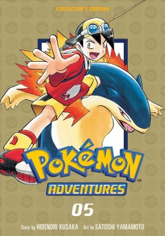 Pokemon Adventures Collector's Edition 5