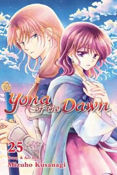 Yona of the Dawn 25