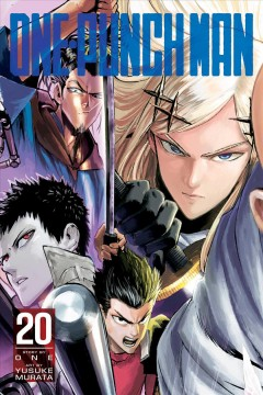 One-punch man. 20