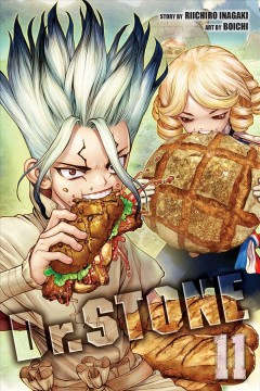 Dr. Stone 11