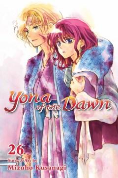Yona of the Dawn 26