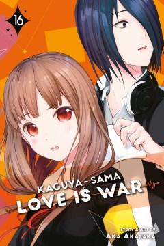 Kaguya-sama Love Is War 16
