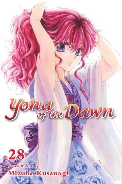 Yona of the Dawn 28