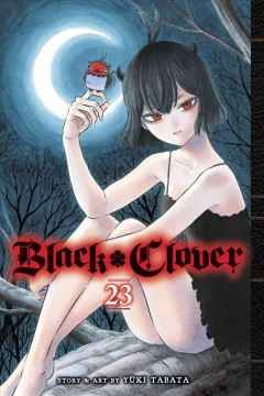 Black clover. 23, As pitch-black as it gets