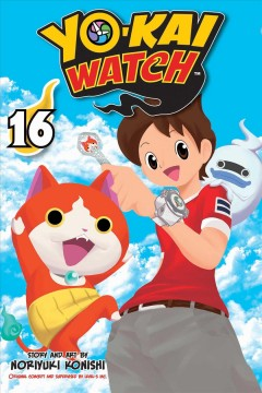 Yo-kai Watch 16