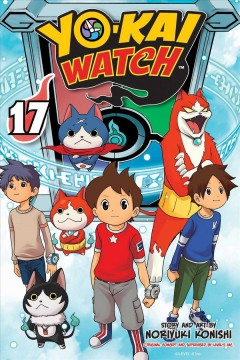 Yo-kai Watch 17