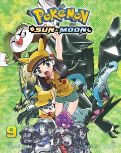 Pokemon 9 : Sun & Moon