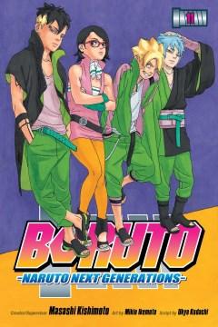 Boruto Naruto Next Generations 11