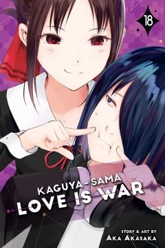Kaguya-sama Love Is War 18