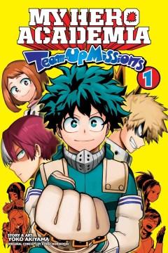 My Hero Academia team-up missions. 1