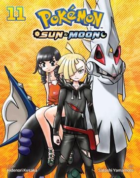 Pok?mon Sun & Moon 11