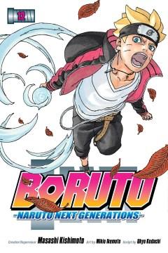 Boruto Naruto Next Generations 12