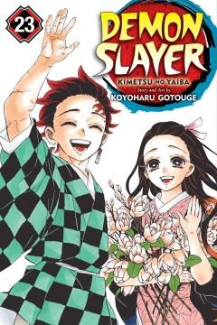 Demon Slayer Kimetsu No Yaiba 23