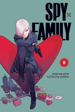 Spy x family. 6