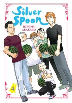 Silver spoon. Volume 4