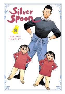 Silver spoon. Volume 8