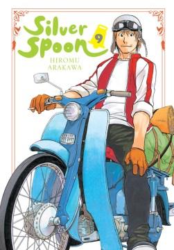 Silver spoon. Volume 9