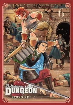 Delicious in dungeon. 6