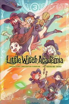 Little Witch Academia 3