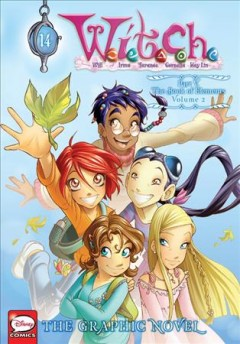 W.i.t.c.h. 5 : The Book of Elements
