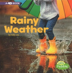 Rainy weather : a 4D book / by Sally Lee.
