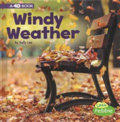 Windy weather : a 4D book / by Sally Lee.