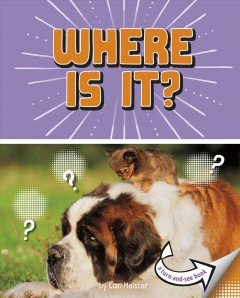 Where is it? : a turn-and-see book