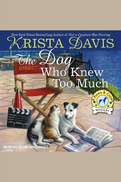 The dog who knew too much [electronic resource] / Krista Davis.