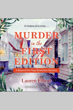 Murder in the first edition [electronic resource] / Lauren Elliott.