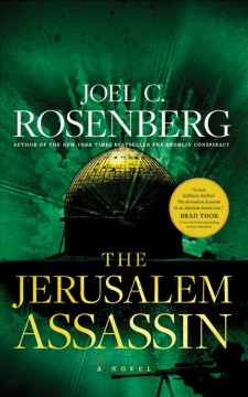 The Jerusalem Assassin (CD)