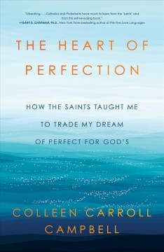 Holy perfectionists : how the saints taught me to trade my dream of perfect for God's