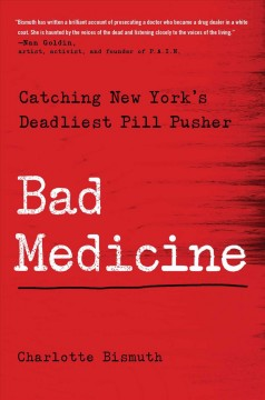 Pain killer : catching New York's deadliest pill pusher