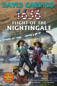 1636 : flight of the nightingale / David Carrico.