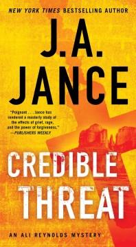 Credible threat J.A. Jance.