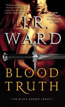 Blood truth J.R. Ward.